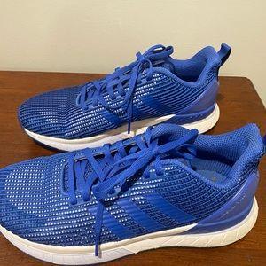 Adidas cloudfloam blue sneaker